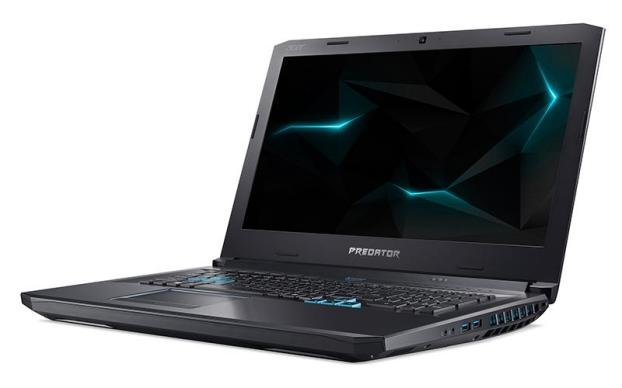 Notebook Acer Predator Helios 500 AMD